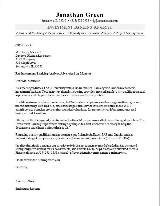 Sample Cover Letter For Universal Banker Howtoviews Co