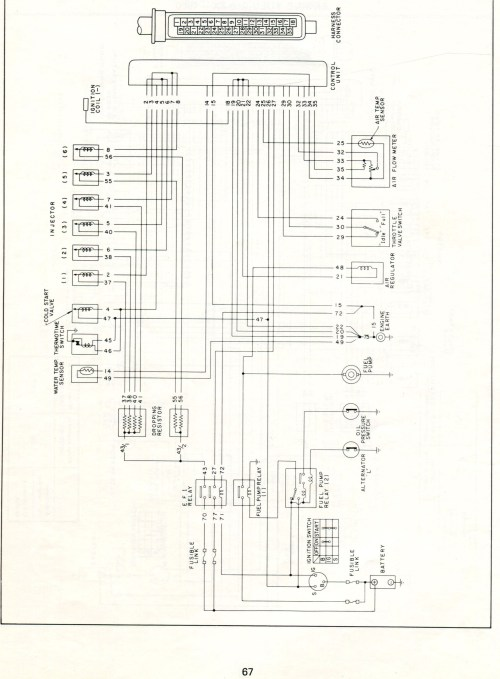 small resolution of 78 280z wiring diagram datsun electronic fuel injection