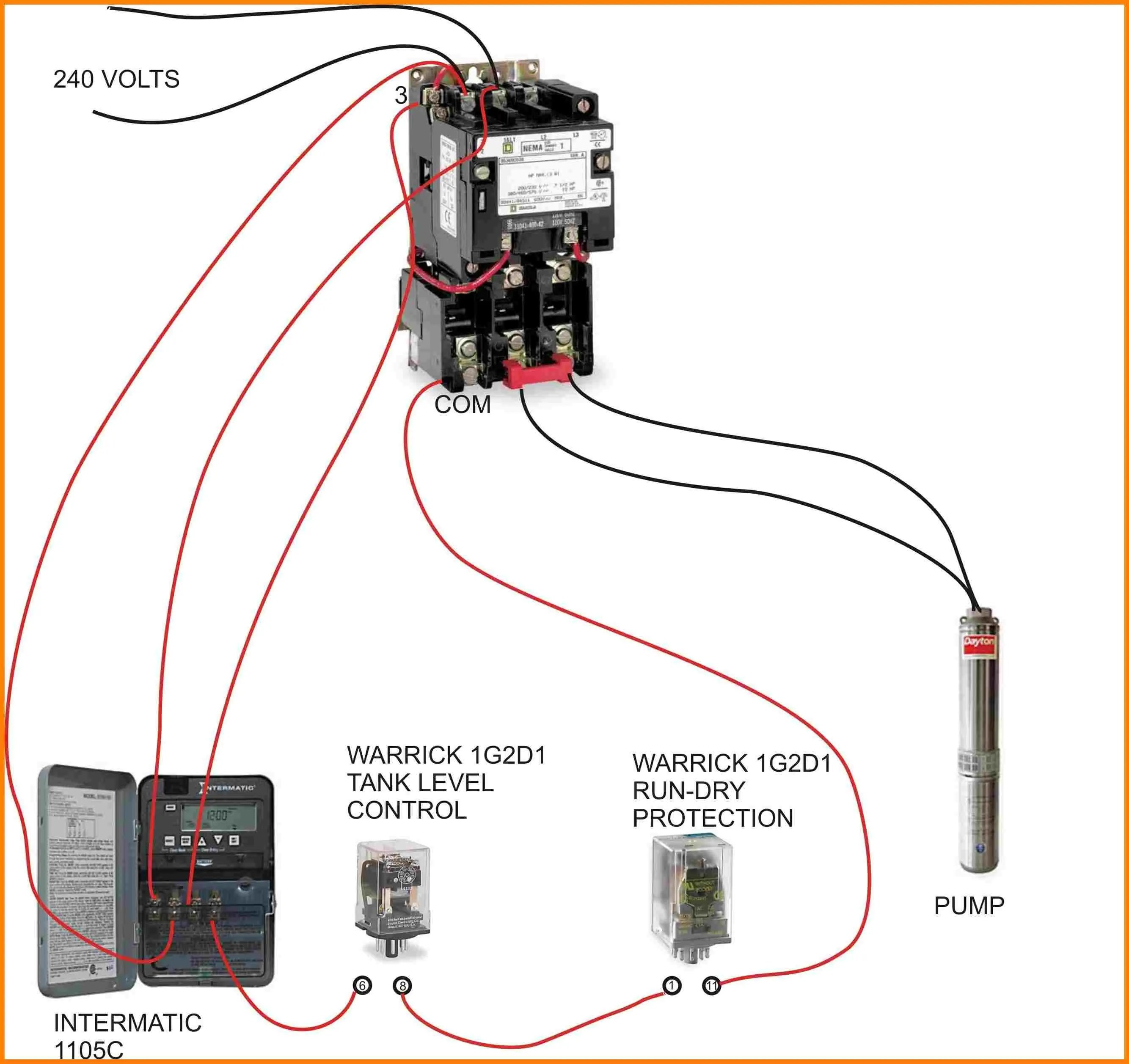 hight resolution of contactor ac unit diagram
