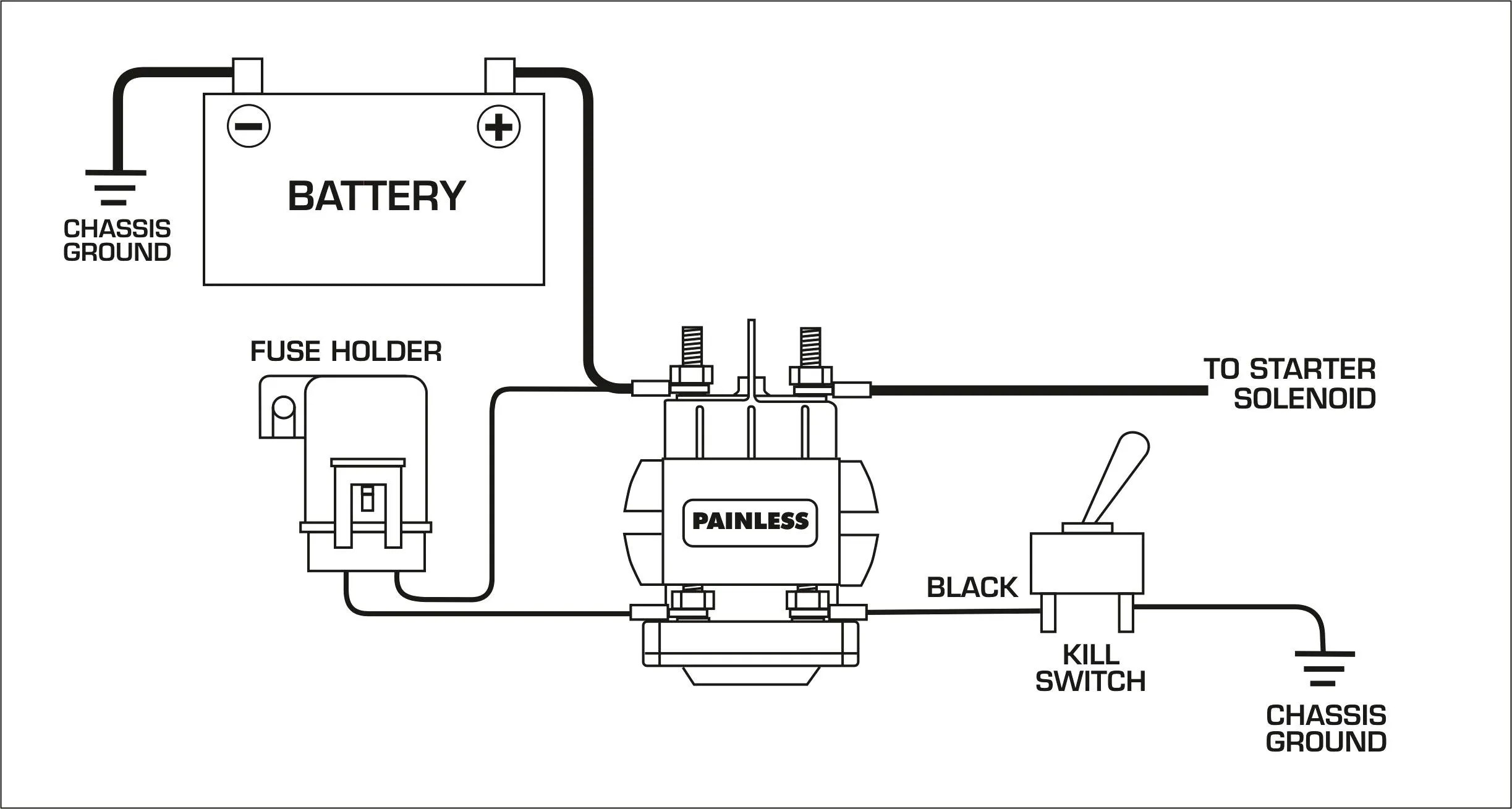 Longacre Kill Switch Wiring Diagram - Wiring Diagrams Hidden on