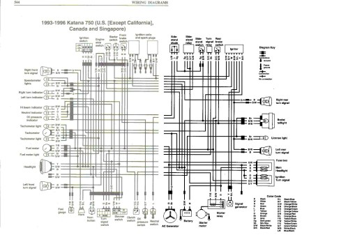 small resolution of wiring diagram suzuki bandit 400