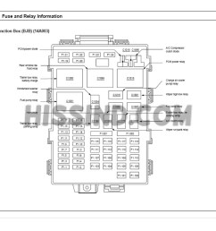 2007 ford f150 ac relay location wiring diagrams image 2007 ford fusion fuse panel diagram 2007 [ 1200 x 1050 Pixel ]