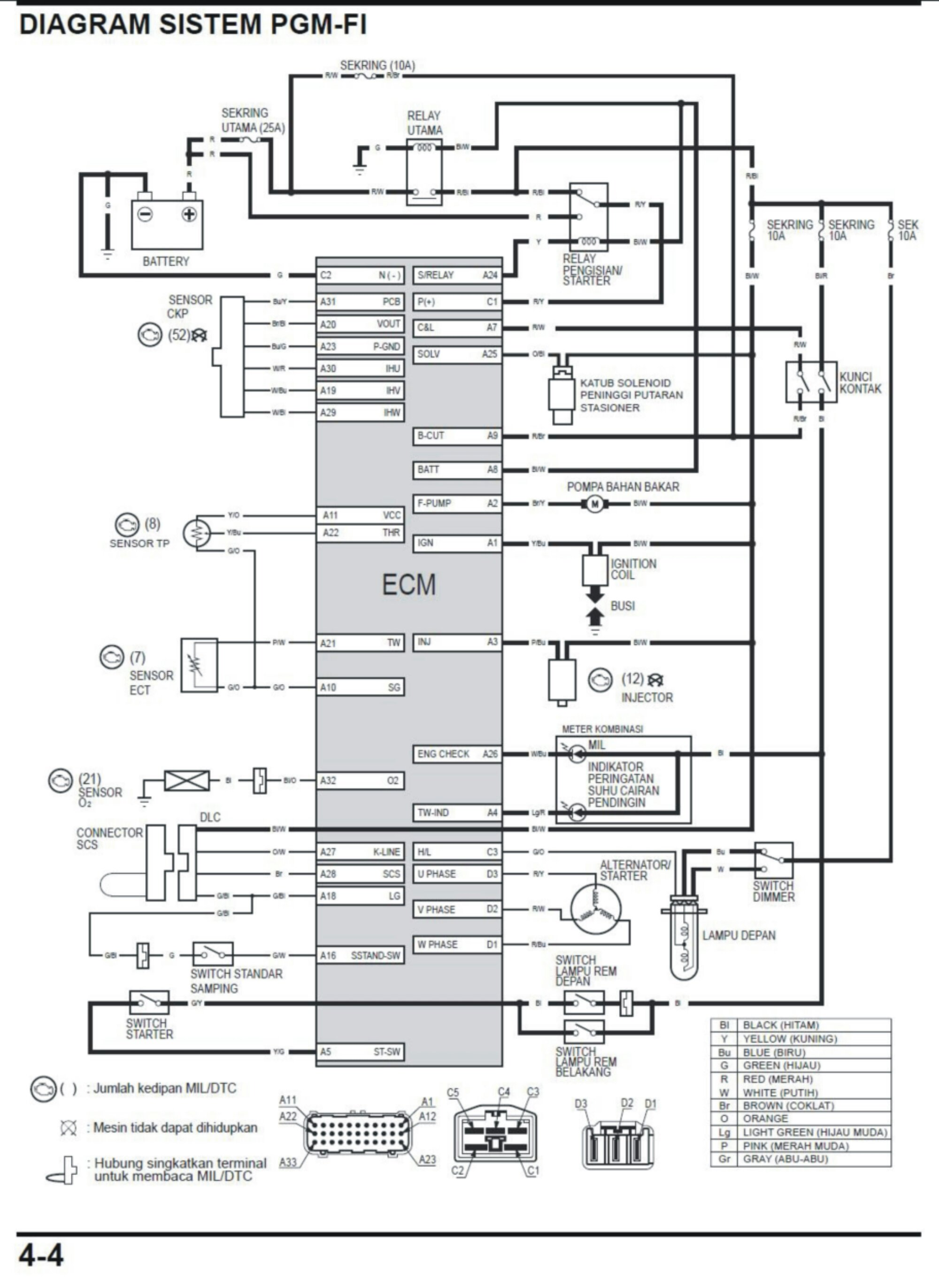 awesome vl commodore wiring diagram emerson blower motor [ 2000 x 2744 Pixel ]
