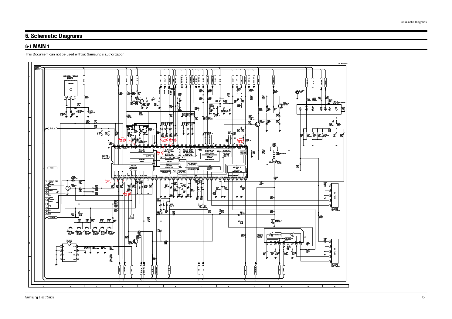 samsung lcd wiring schematic 32 lcd power supply schematic wiring hight resolution of samsung led tv [ 1489 x 1053 Pixel ]