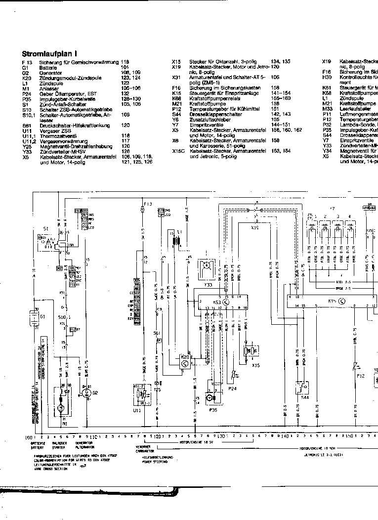 medium resolution of  wrg 7045 opel kadett e wiring diagram