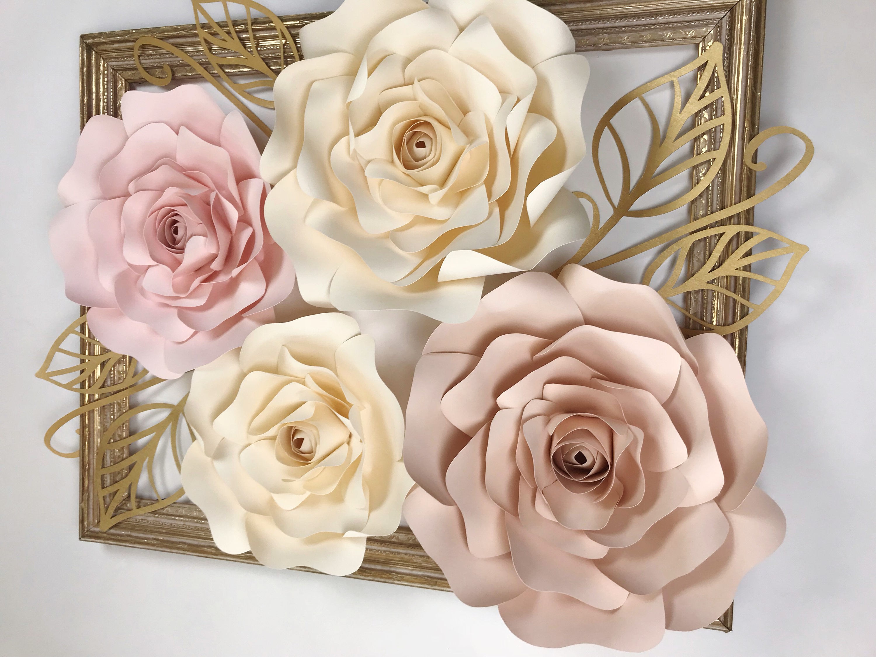Big Paper Flowers Giveaway From Paperflora Emmaline