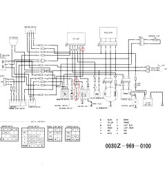 honda 350 wiring schematic wiring diagram databasehonda 350 rancher diagram honda wiring diagram images [ 6600 x 5100 Pixel ]