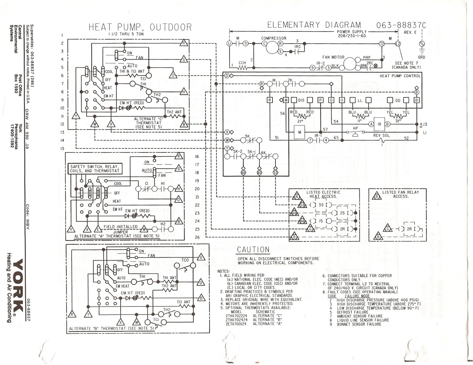 medium resolution of coleman electric heat pump wiring diagram coleman eb15b furnacemedium resolution of coleman eb17b furnace wiring diagram