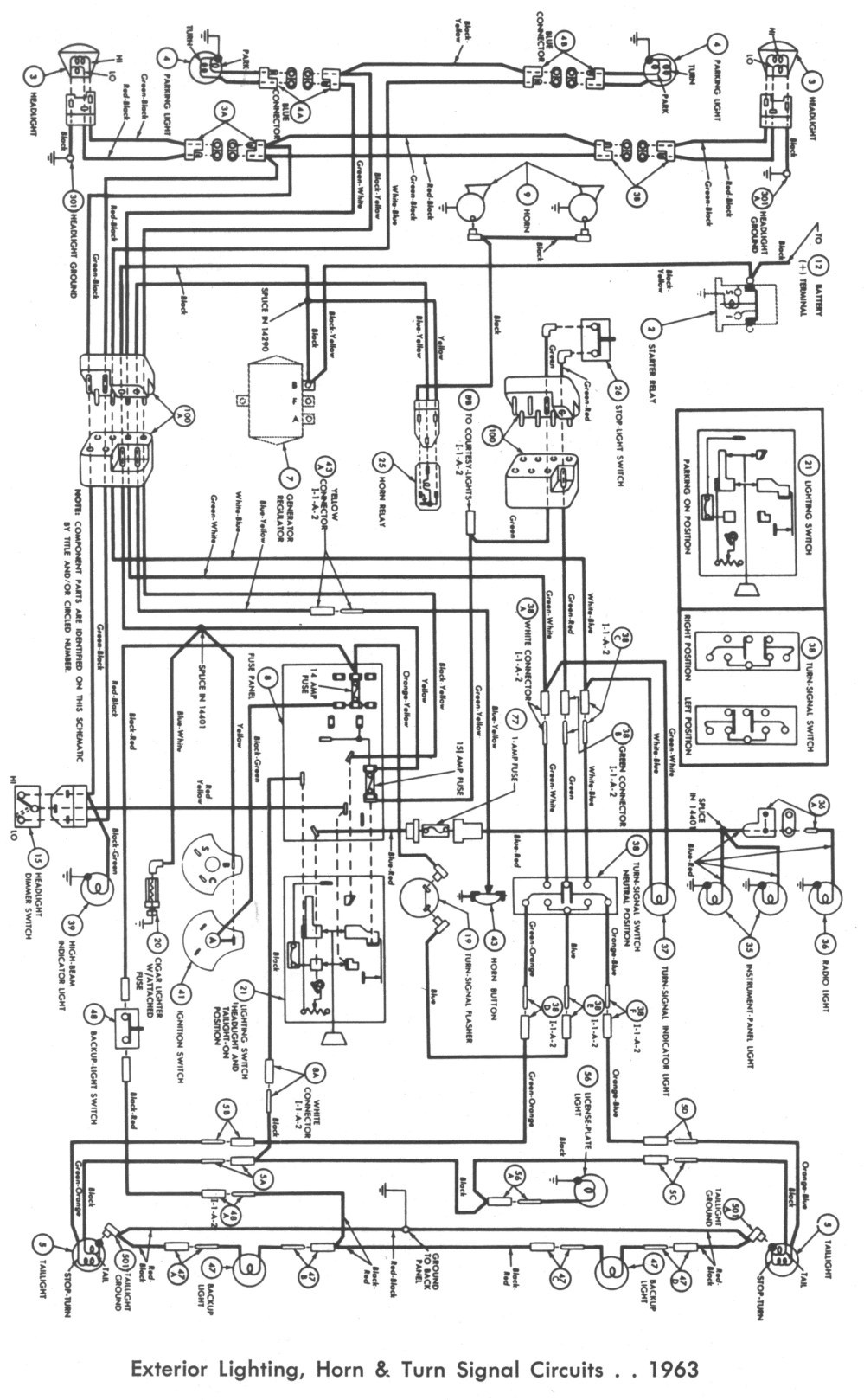 medium resolution of auto fuse box diagram 1990 buick skylark fuse box diagram buick