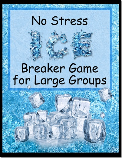 ice breaker activities family