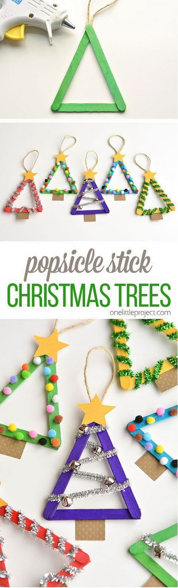 35 Easy And Fun Diy Christmas Crafts For You And Your Kids To Have Fun For Creative Juice