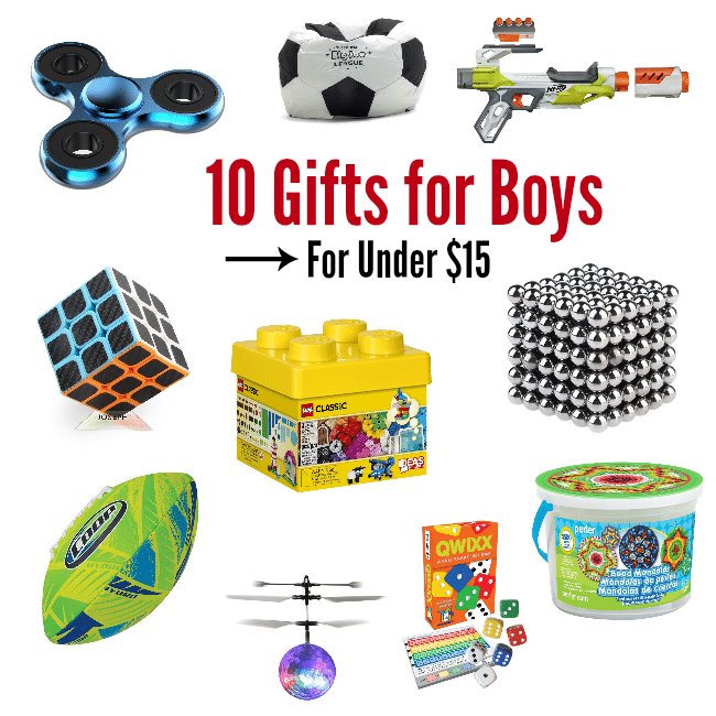 10 Best Gifts for a 10 Year Old Boy for Under $15 – Fun ...