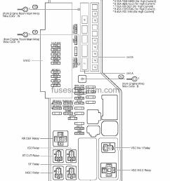 for of a toyota solara fuse box diagram [ 1197 x 1475 Pixel ]