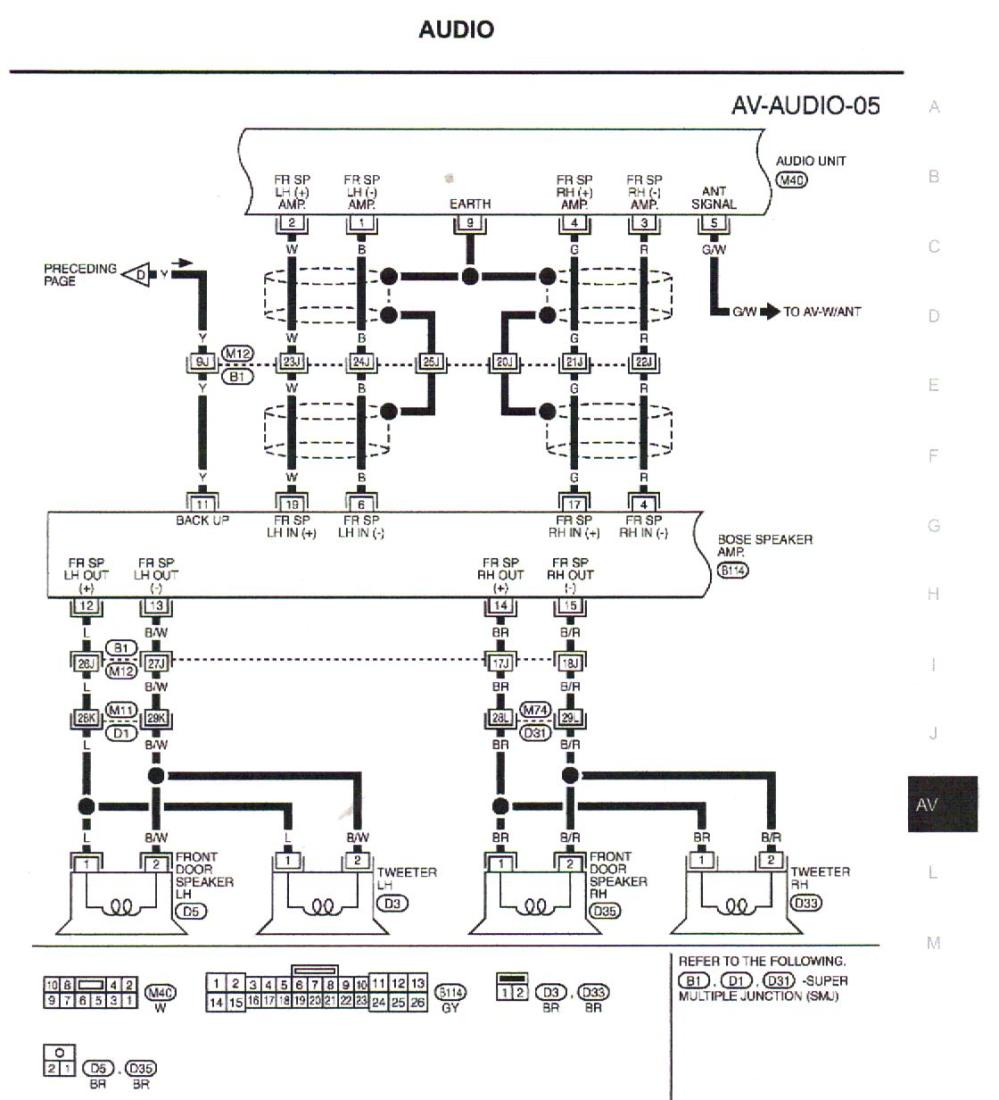 medium resolution of wiring an amp to speakers wiring diagram databaseceiling speaker wiring diagram bypassing bose amplifier 03