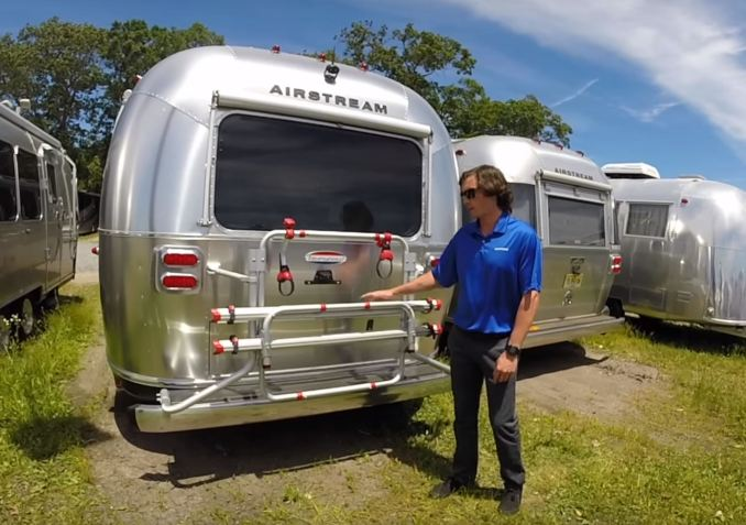 bikes with an airstream
