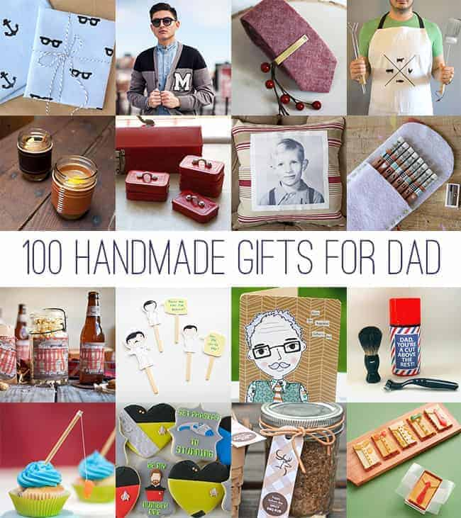 Diy Father S Day 100 Handmade Gifts For Dad Hello Glow
