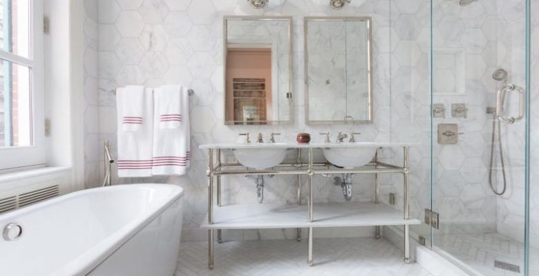 23 stylish small bathroom