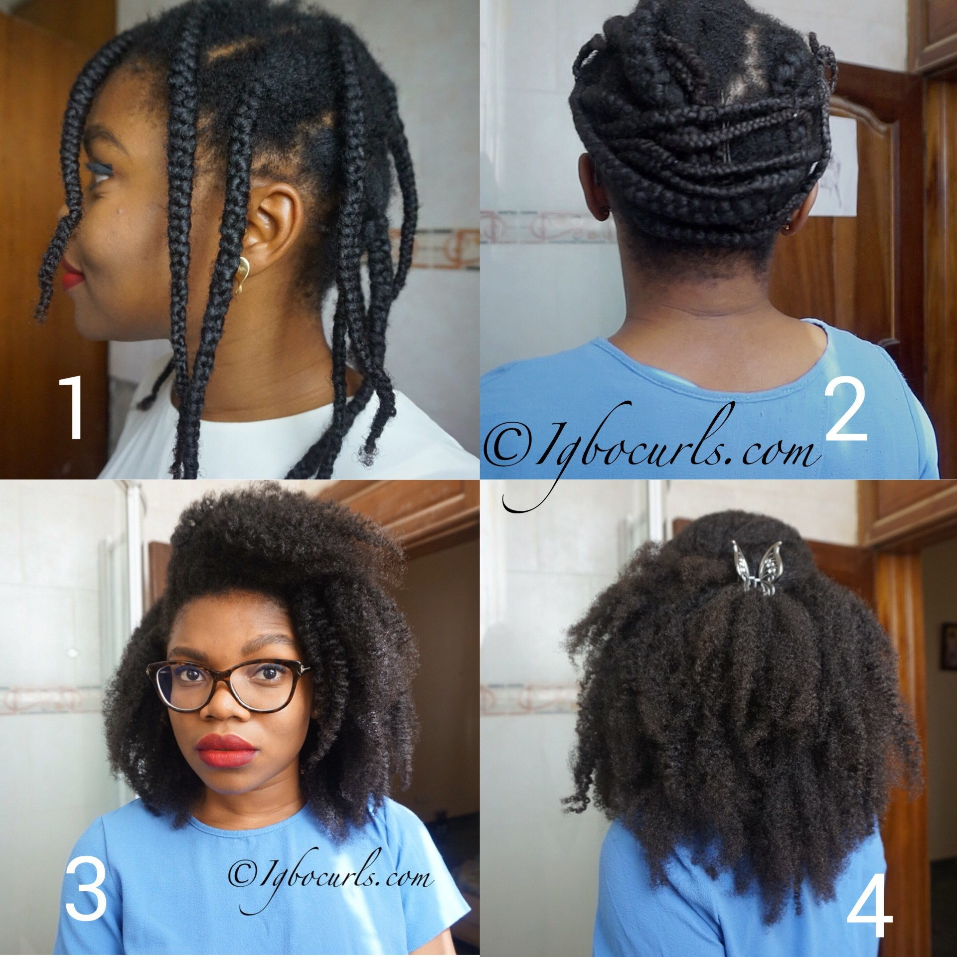 How To Stretch Natural Hair Without Heat Damage