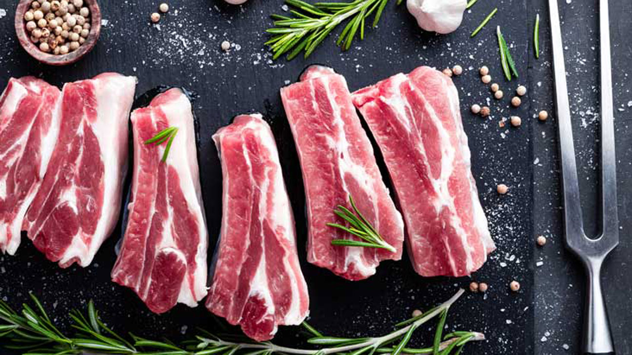 medium resolution of pork 101 nutrition facts and health effects pork meat cuts diagram besides pig butchers meat cut diagrams on wild