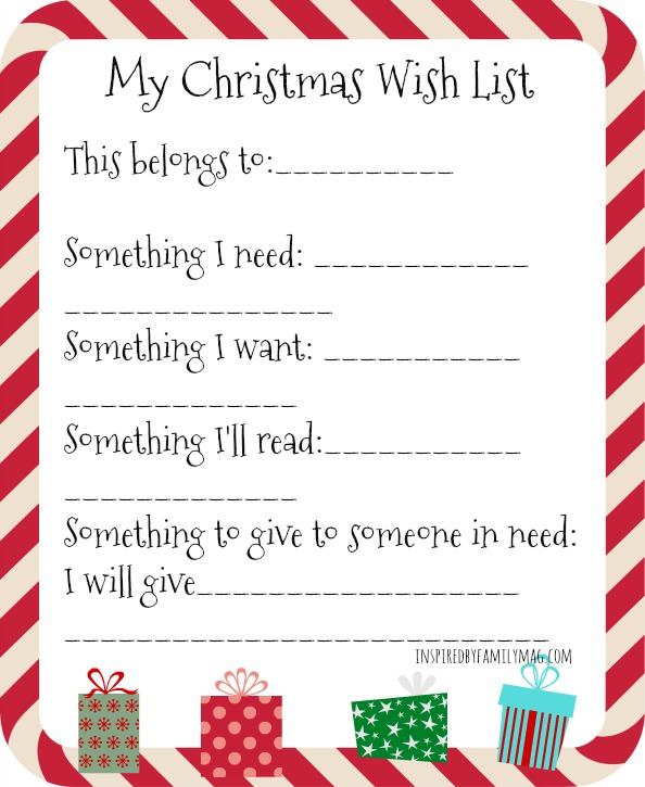 Bring Back The Joy Of Christmas With This 4 Gift Challenge
