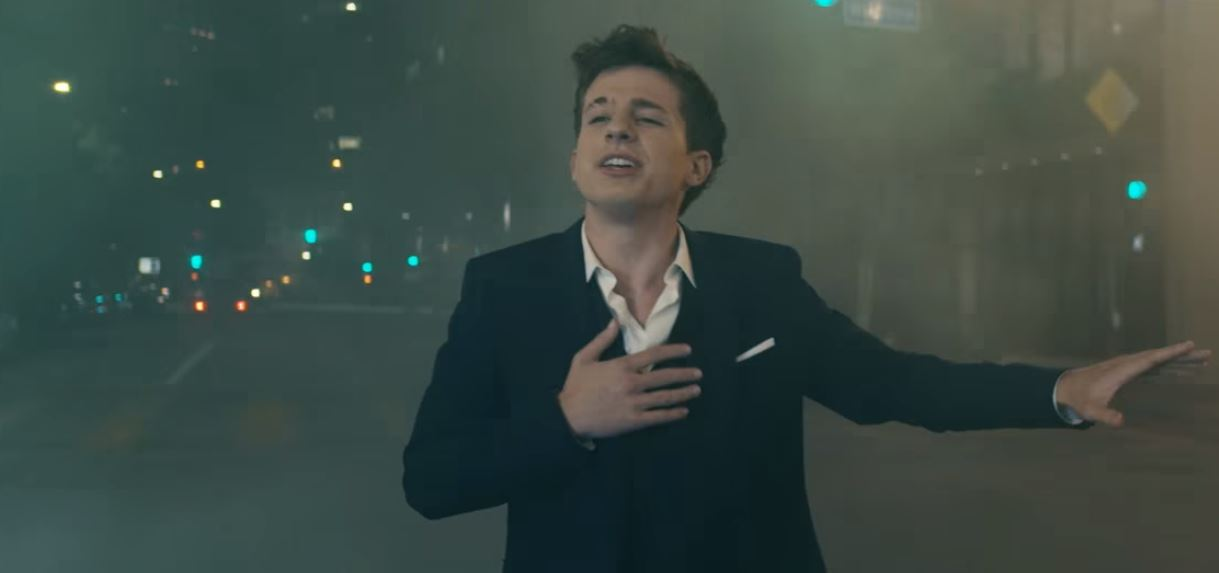 Charlie Puth Premiers Dance Tastic How Long Music Video