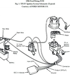 92 ford f 150 starter wiring diagram auto electrical wiring diagramrelated with 92 ford f 150 [ 1268 x 1024 Pixel ]