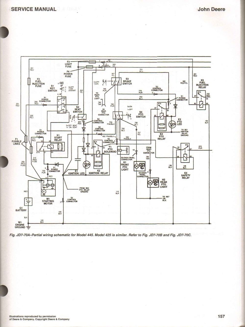 medium resolution of jd 425 wiring diagram wiring diagram for you john deere 425 lawn tractor mower wiring schematics