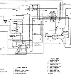 tractor wiring diagrams wiring diagram database mf 1130 wiring diagram wiring diagram centre ford tractor wiring [ 1366 x 827 Pixel ]