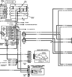88 98 chevy radio wiring diagram wiring diagram for free [ 1808 x 1200 Pixel ]