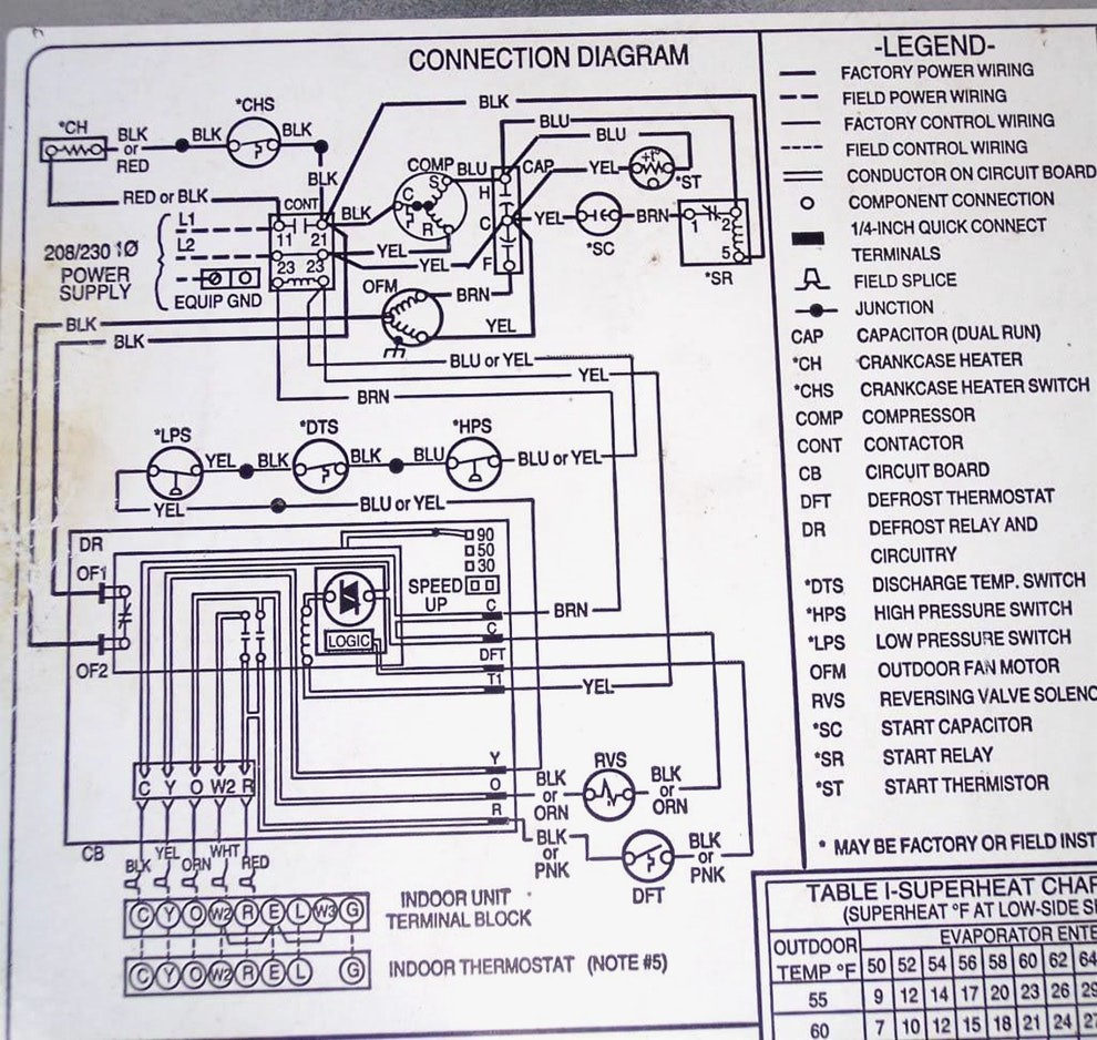 carrier hvac wiring diagrams wiring diagram data carrier ductable ac wiring diagram carrier ac wiring diagram [ 990 x 938 Pixel ]