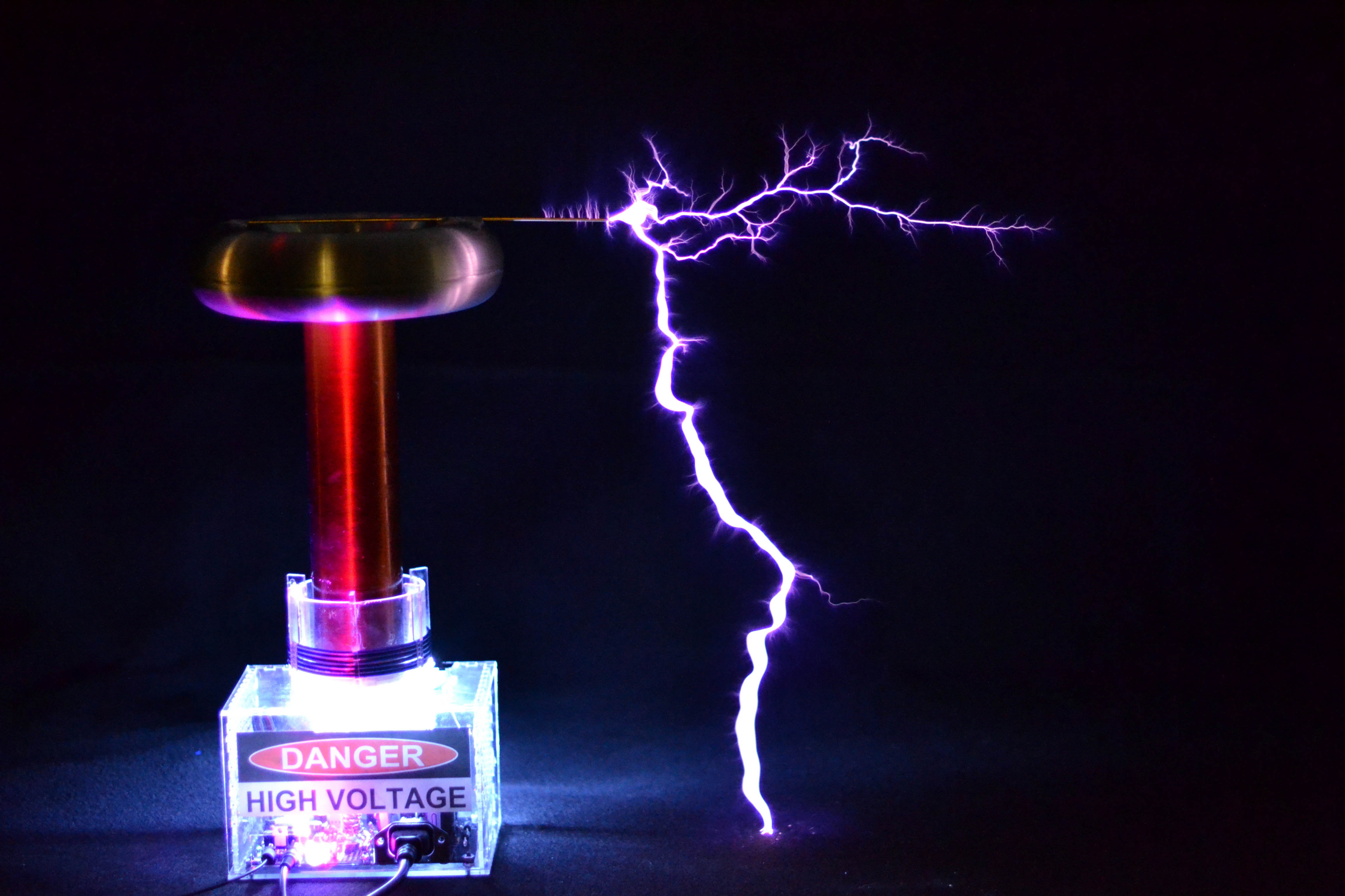 hight resolution of build your six pack tesla coil