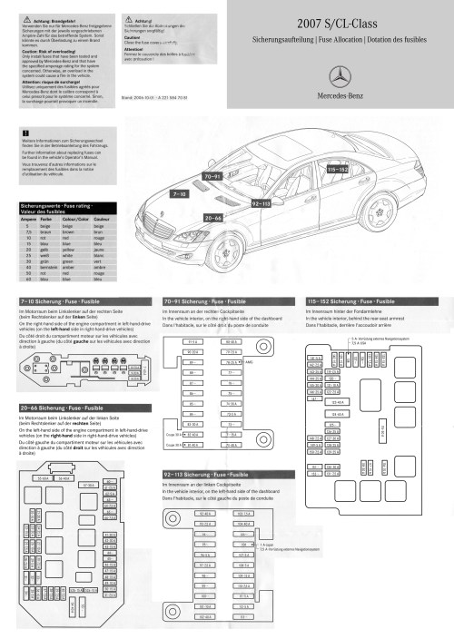 small resolution of 2008 s550 fuse box basic electronics wiring diagram 2010 s550 2008 s550 fuse box location 2008