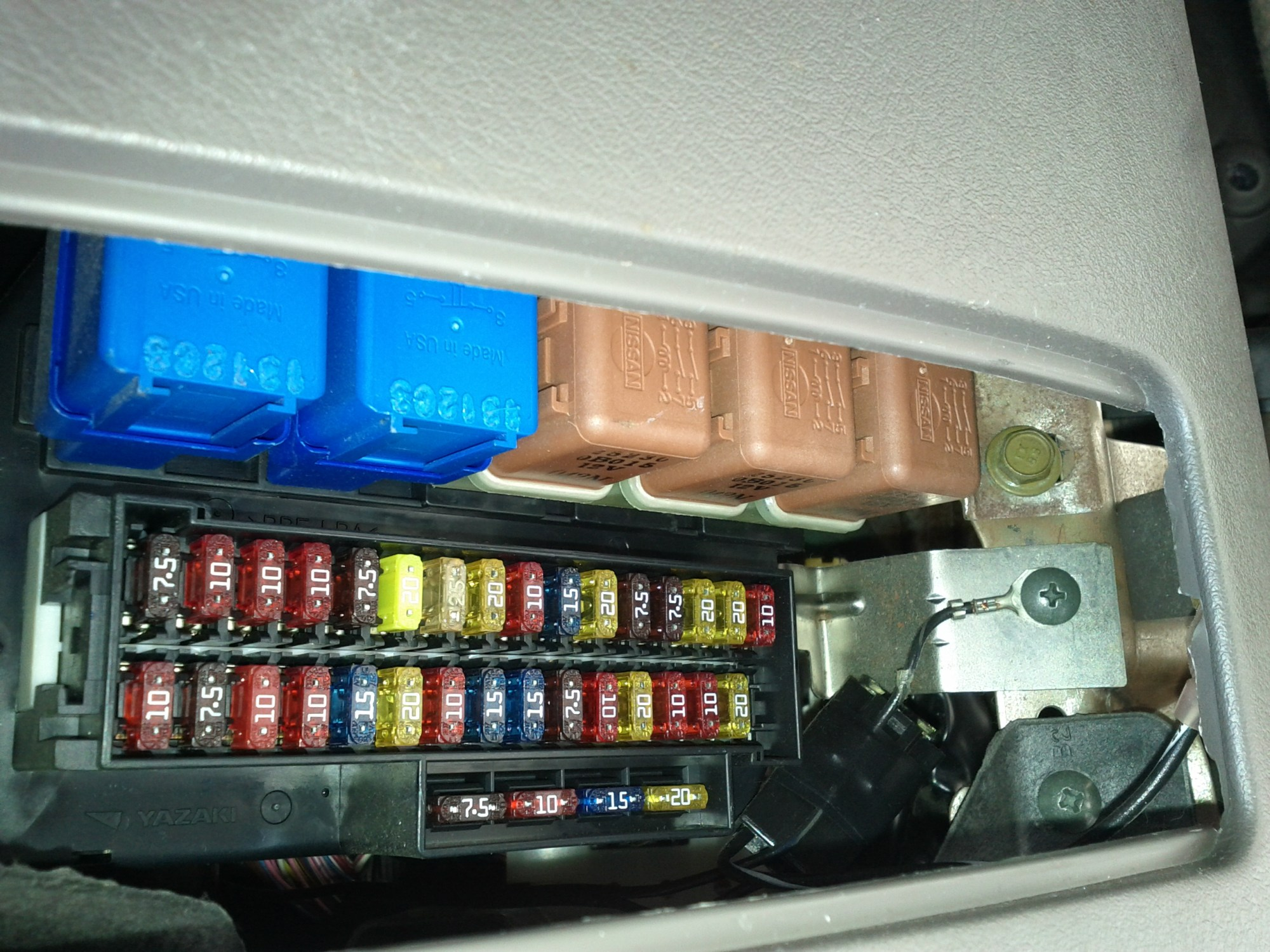 small resolution of hight resolution of nissan xterra fuse box location wiring diagram 2014 nissan xterra fuse box diagram
