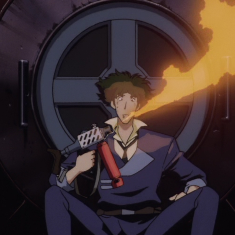 Five Thoughts On Cowboy Bebop S Toys In The Attic