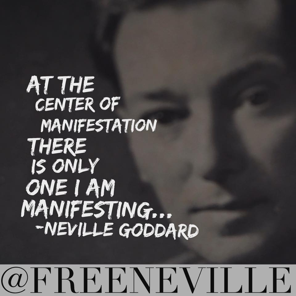 Neville Goddard The Power Of Awareness Free Neville