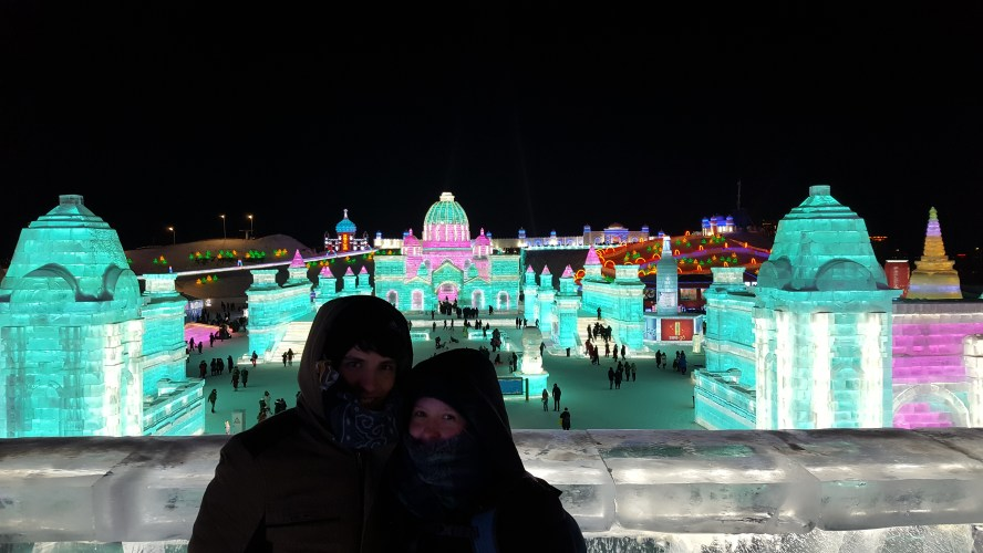 Harbin China Ice Ice Baby Our Quarter Life Adventure