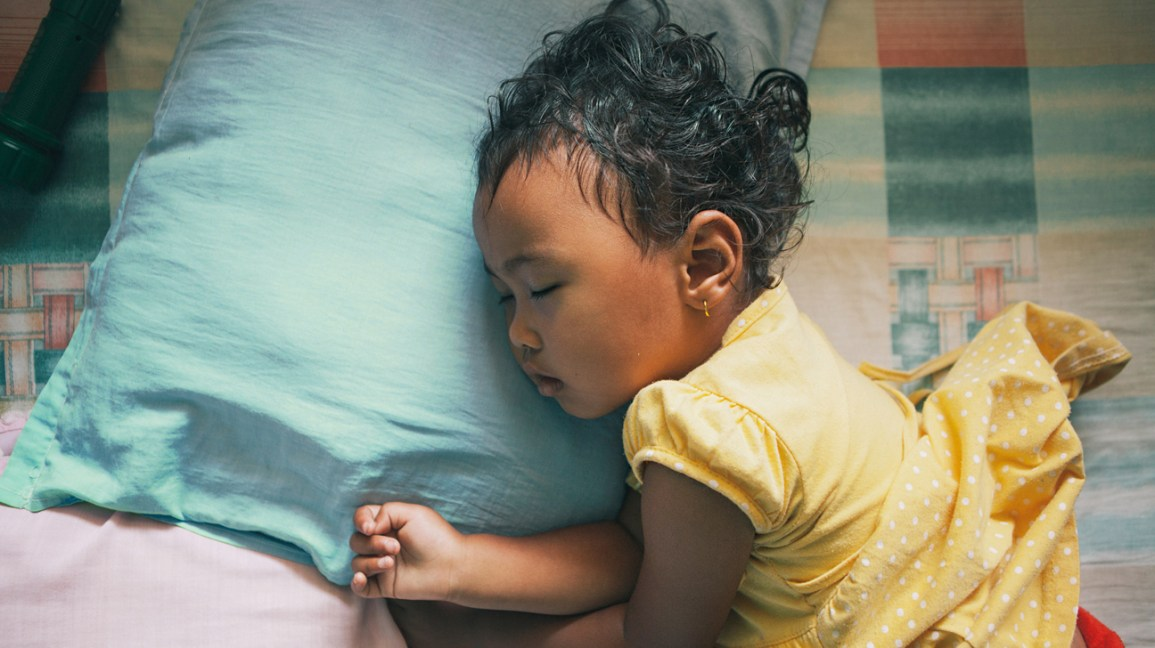 Night Sweats in Children: Causes, Treatment, When to Worry