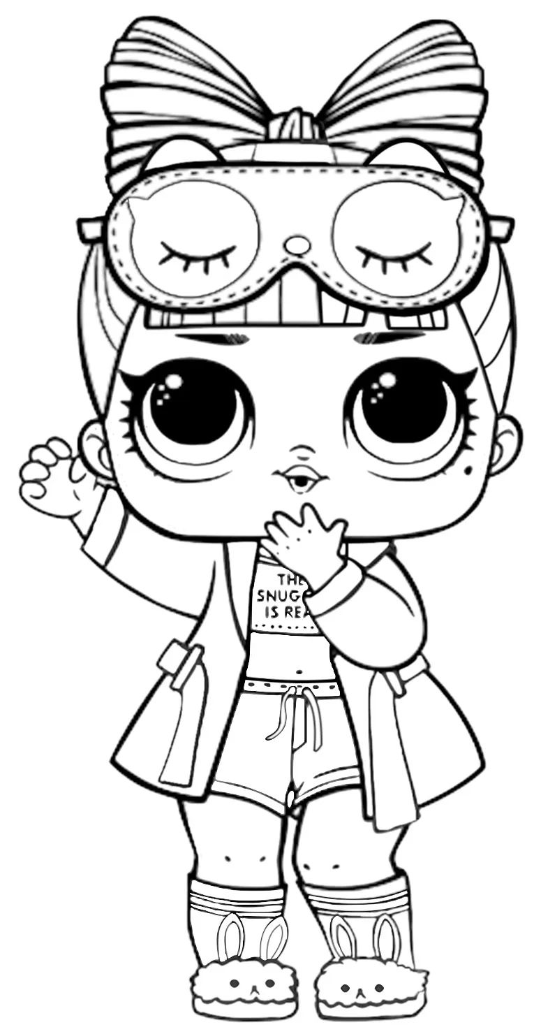 medium resolution of lol surprise dolls coloring pages print them for free