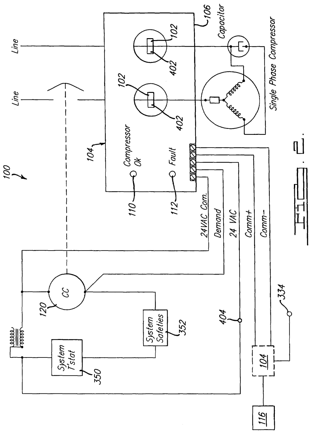 medium resolution of copeland compressor schematic wiring diagrams copeland compressor electrical schematic