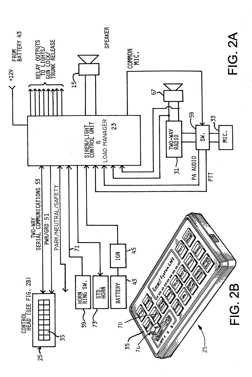 medium resolution of federal signal legend lightbar wiring diagram