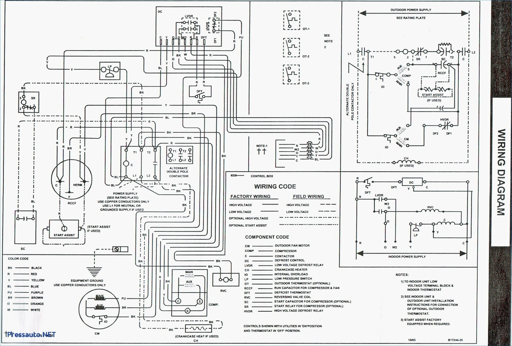 hight resolution of goodman gas furnace wiring diagram
