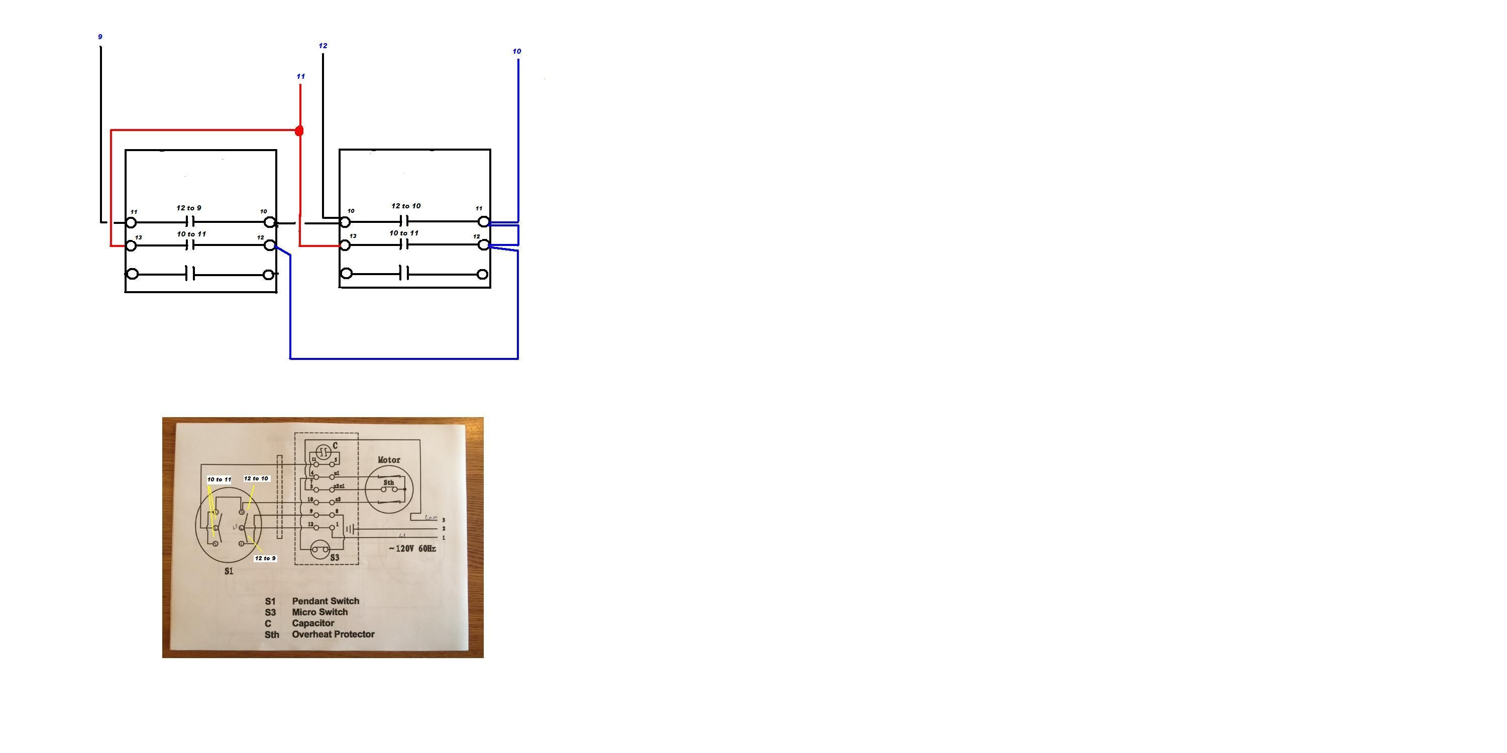 hight resolution of sbp2 pendant crane wiring diagram wiring diagram blog sbp2 pendant crane wiring diagram