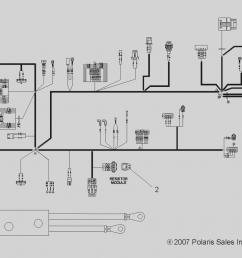 polaris ranger wiring diagram [ 1365 x 970 Pixel ]