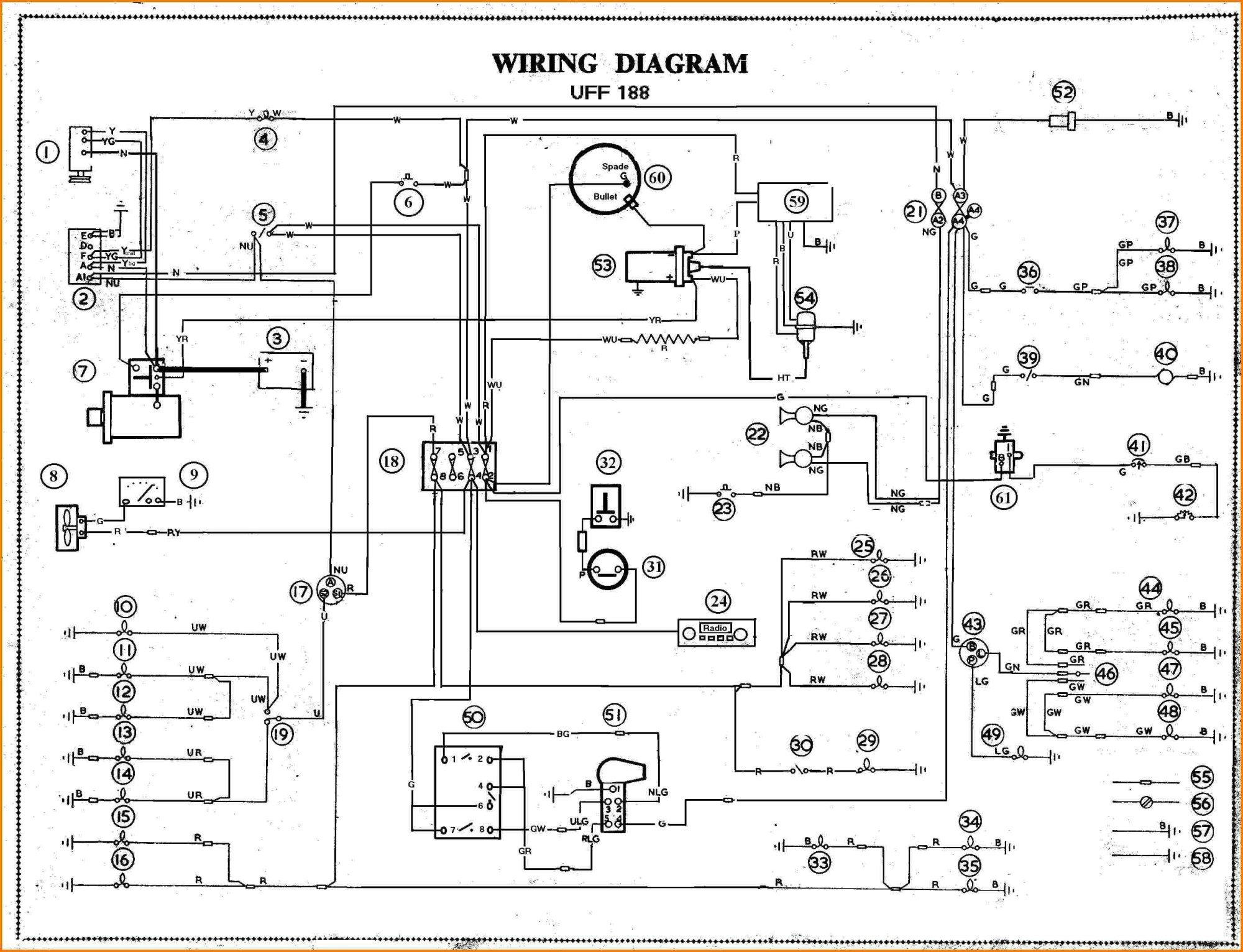 hight resolution of simple race car wiring schematic