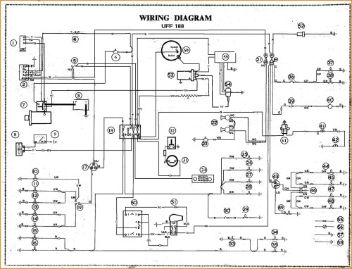 small resolution of simple race car wiring schematic
