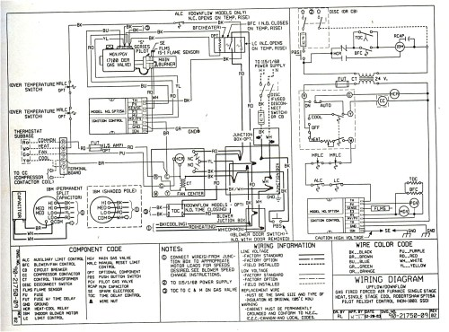 small resolution of wiring diagram heil furnace gas valve tempstar air handler diagram tempstar wiring diagram geothermal heil air