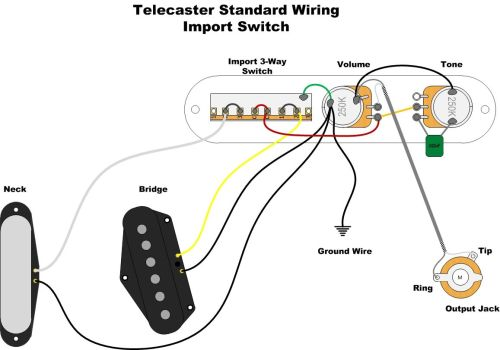 small resolution of b guitar wiring