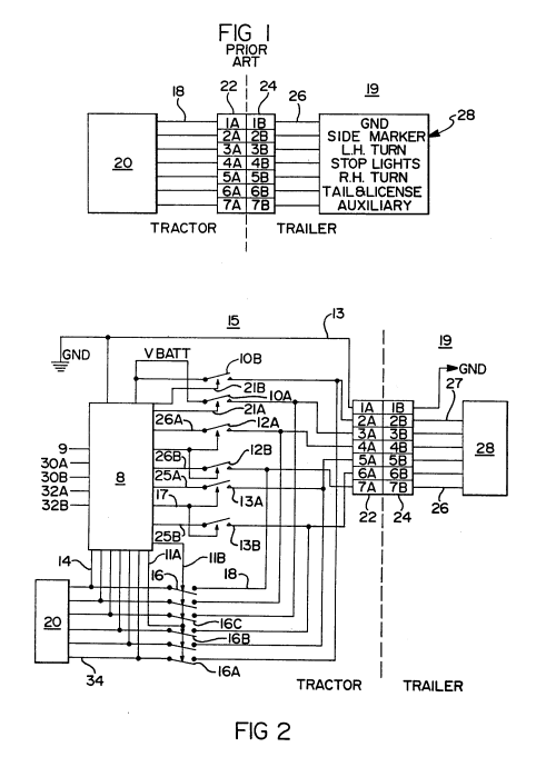 small resolution of freightliner wabco abs brake module wiring diagram