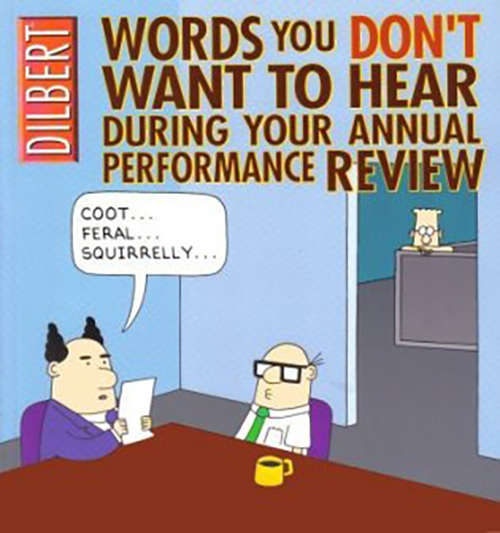 Let's eliminate performance reviews | The Context Of Things