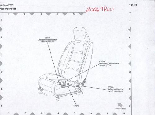 small resolution of related with 2006 ford mustang power seat wiring diagram